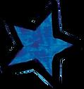 uma estrela com cinco pontas