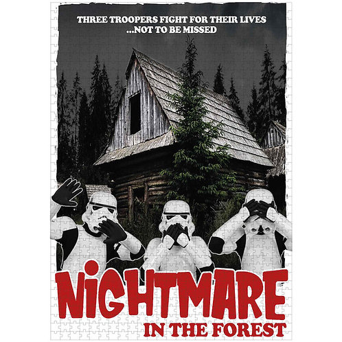 Original Stormtrooper Nightmare in the Forest puzzle 1000pcs