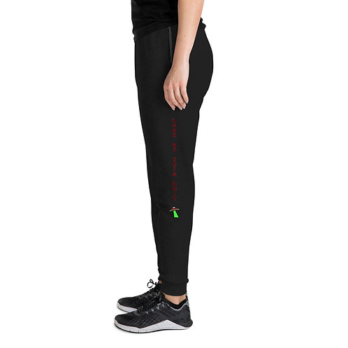 """Look at this CHIT"" Unisex Joggers"