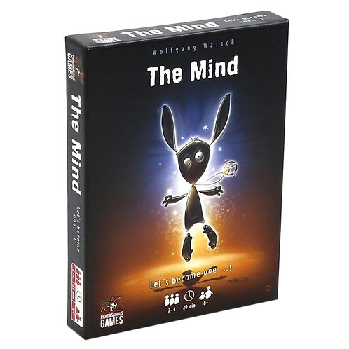 The Mind Party Card Game