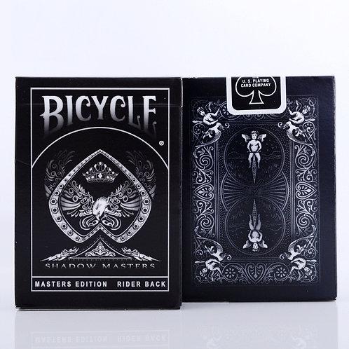Bicycle Shadow Masters Ellusionist Deck