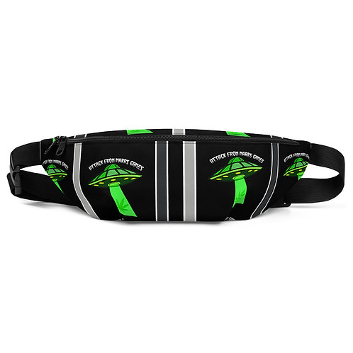 Weed UFO Fanny Pack