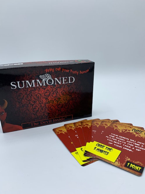 "SUMMONED ""the Devil Inside"" By Attack from Marrs games"