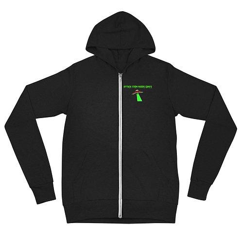 AFMG Unisex zip hoodie