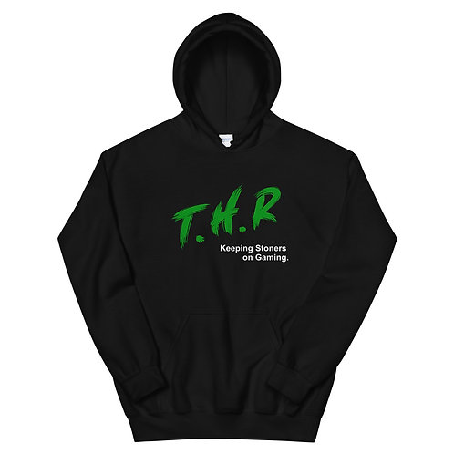 T.H.R. Keeping Stoners on gaming Unisex Hoodie
