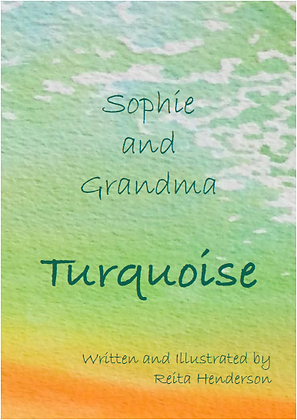 Sophie and Grandma Turquoise