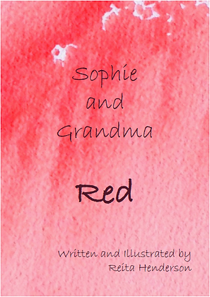 Sophie and Grandma Red