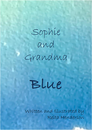 Sophie and Grandma Blue