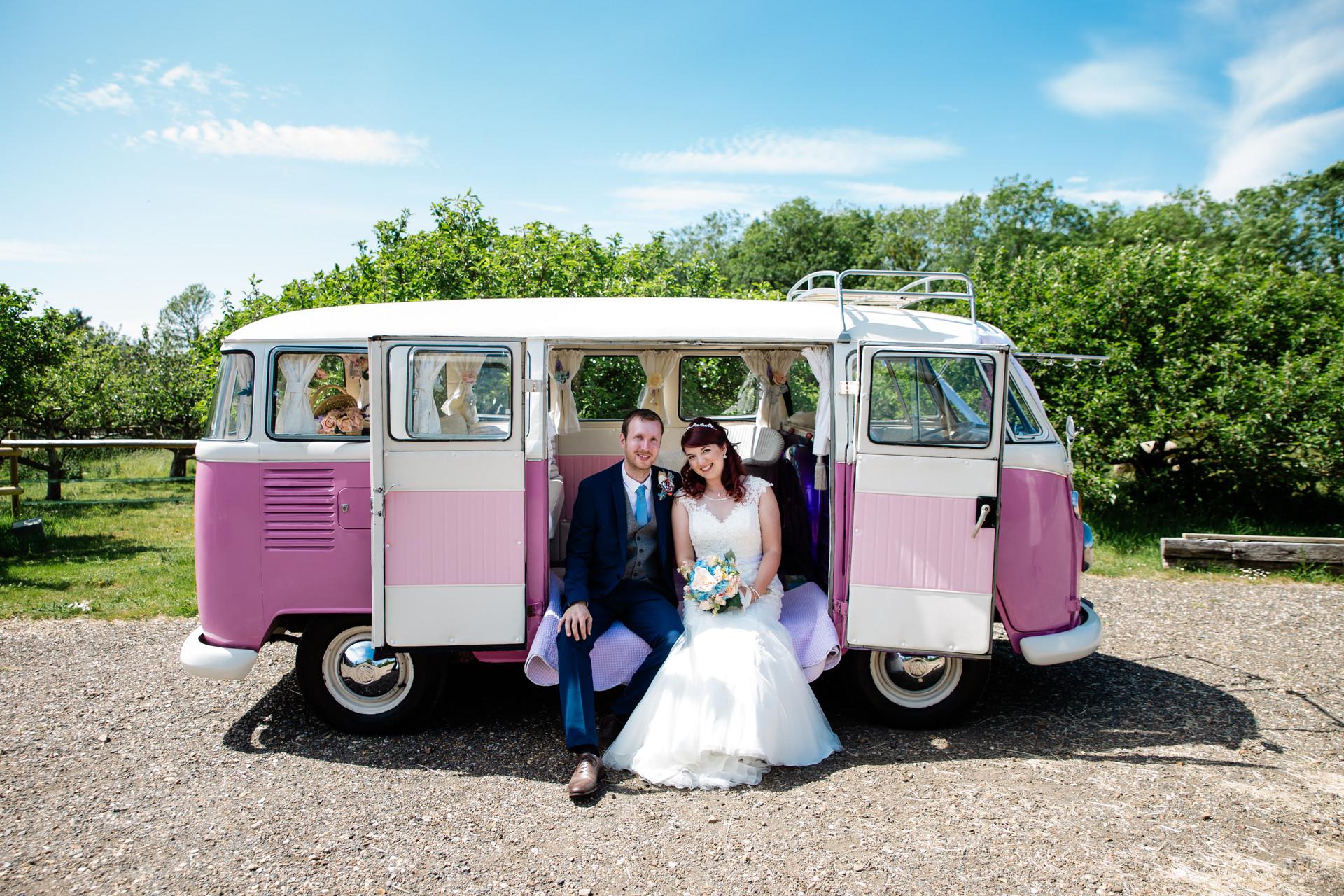 Apple Farm Wedding Isle of Wight