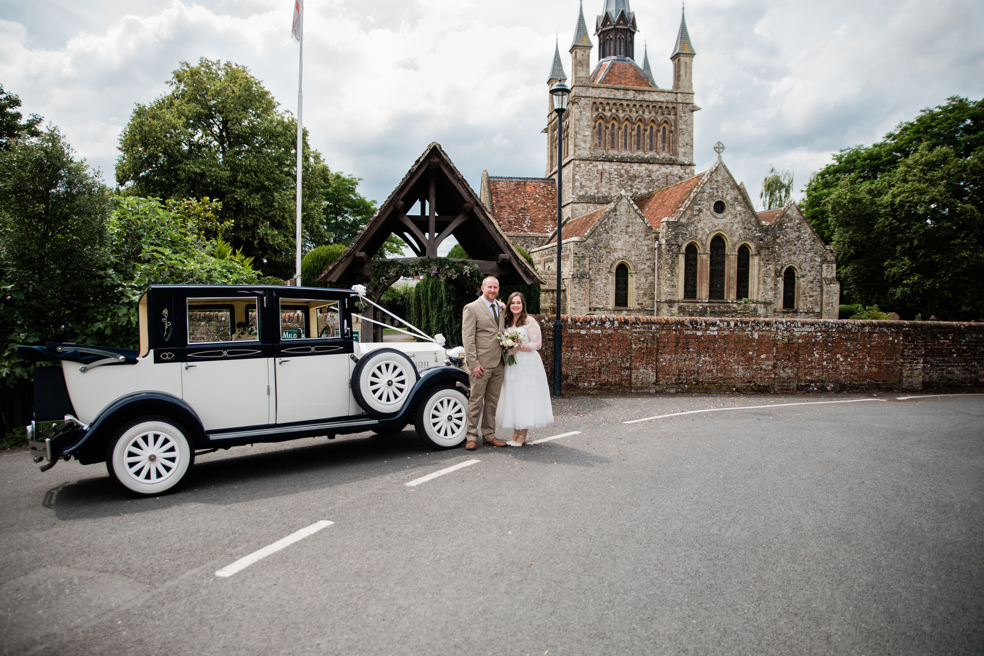 St.Mildreds Church Wedding Isle of Wight