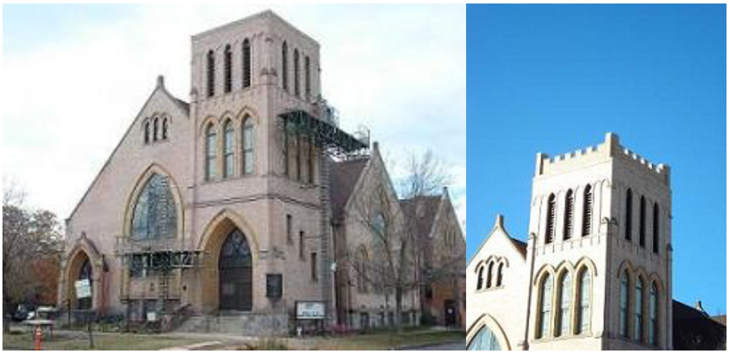 1st Ave Presbyterian Church