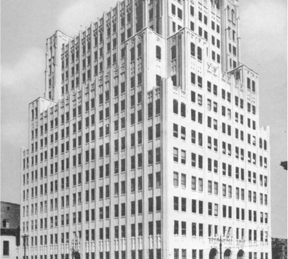 The Telephone Building (CenturyLink)