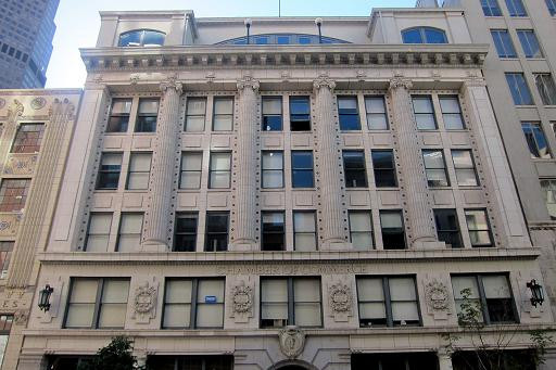 Denver Chamber of Commerce Building (Chamber Lofts)