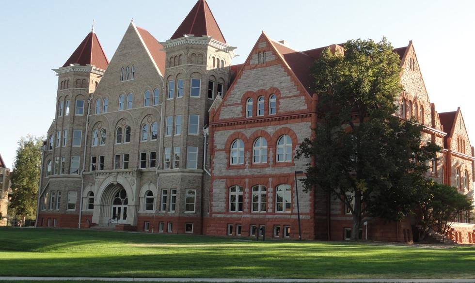 Johnson & Wales University Treat (Centennial) Hall