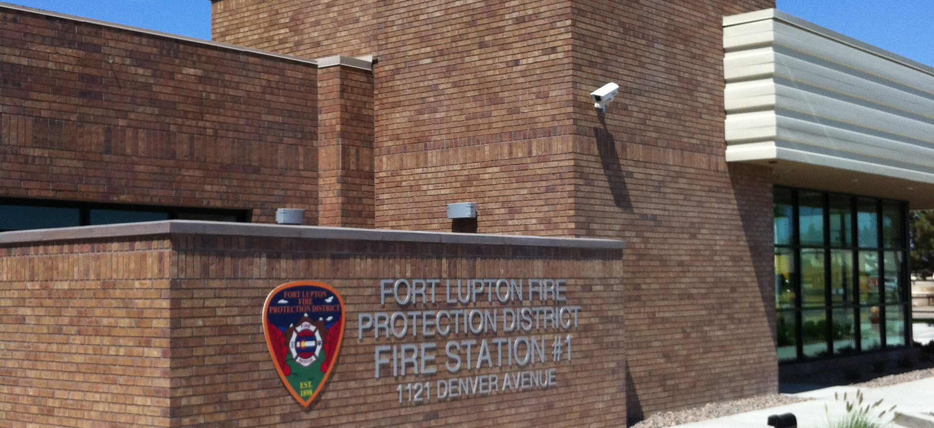 Fort Lupton Fire Station