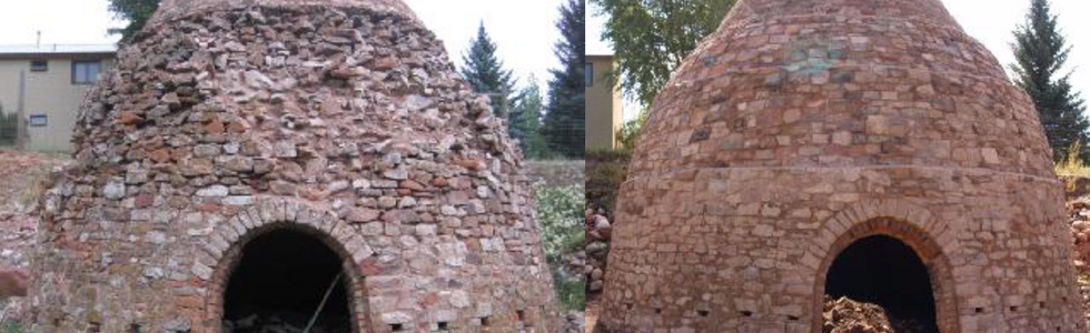 Basalt Charcoal Kilns