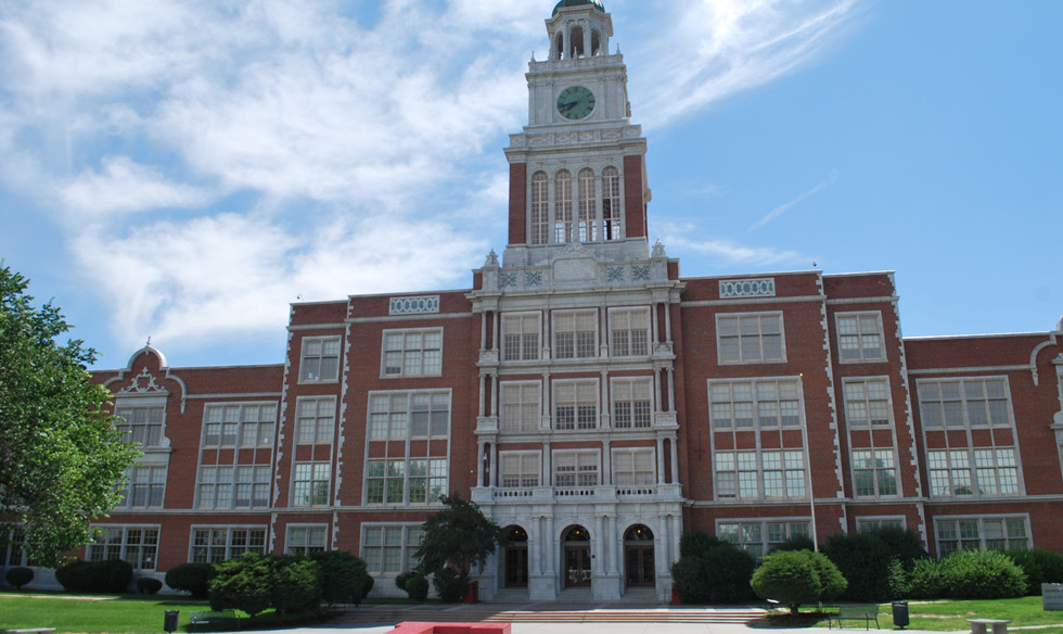 East High School - After