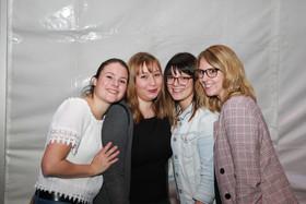 sahnemaus party girls