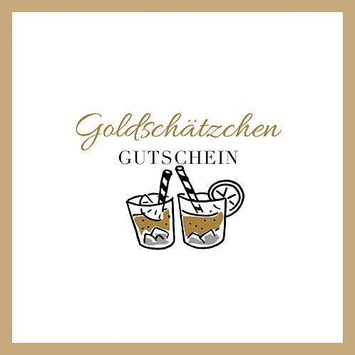 Goldschätzchen Gutschein