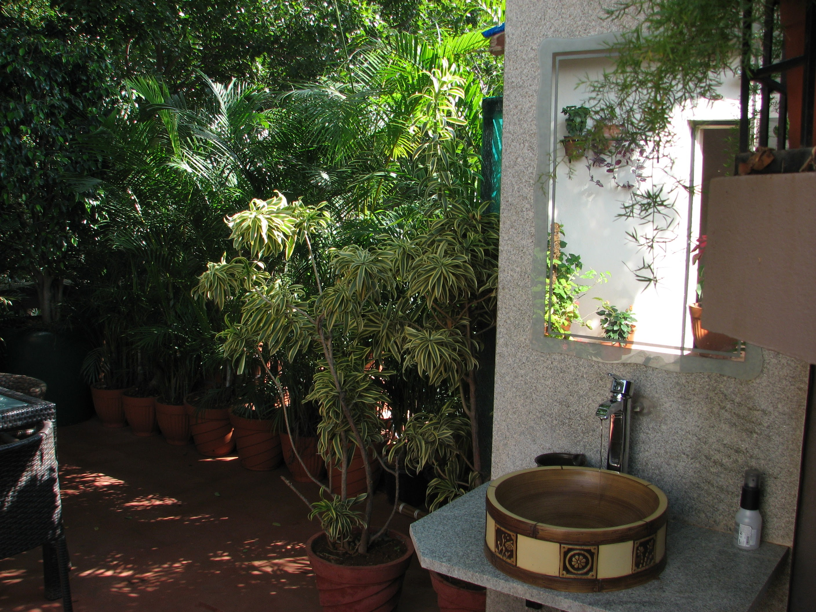 Terrace Garden, Best Airbnb Stay