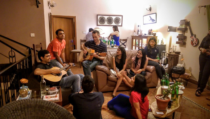 Stories from the Best Coliving Spaces in Bangalore: Why Mi Casa is truly a melting pot and not merel