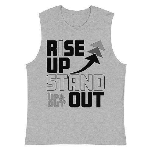 I STAND Muscle Shirt