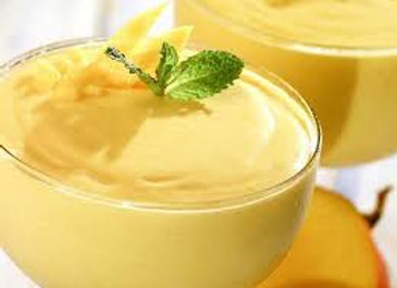 Mousse de Mango (unidad)