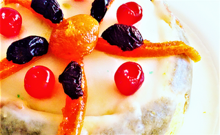 Cassata Siciliana (Pastel de Semana Santa en Italia)