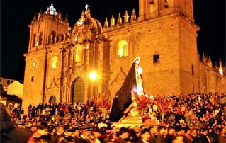 La Semana Santa en el Perú: Algunas tradiciones de Lima y provincias