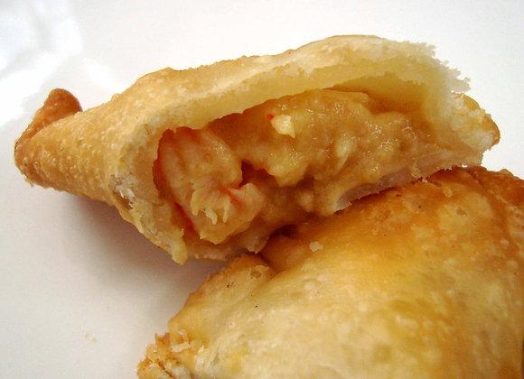 Empanaditas Picante de Camarones congeladas (12 unidades)