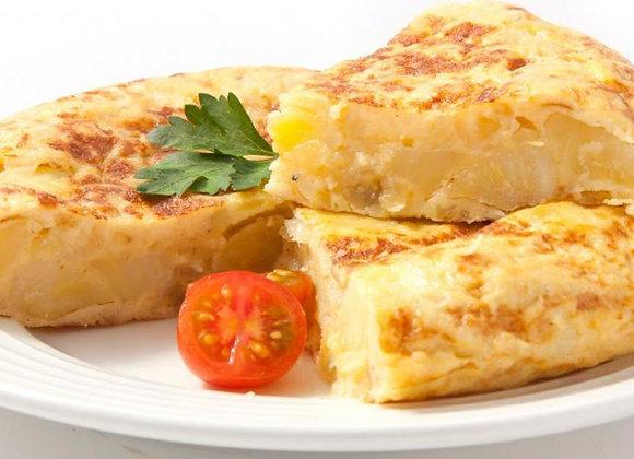 Tortilla Española (molde 300 gr)