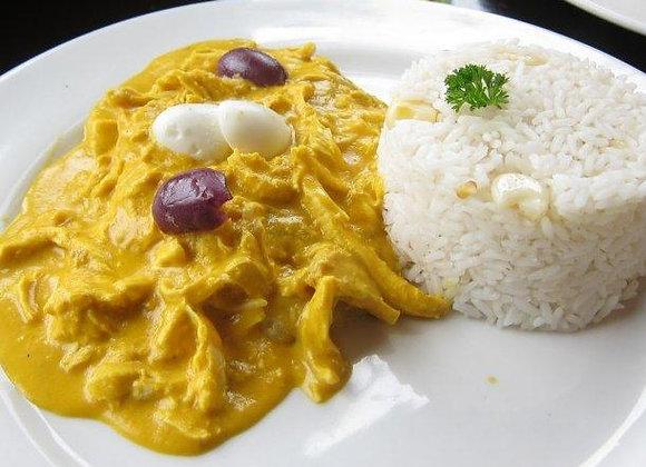 Menú Peruano (4 personas)