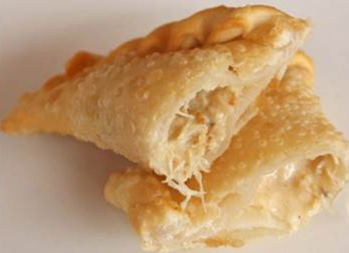 Empanaditas Chupe de Jaiba (12 unidades)