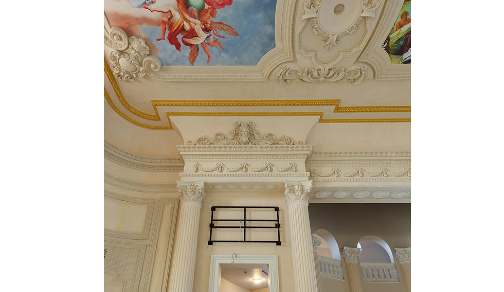 Moldings Art | Etiquette Group - Full Architecture and