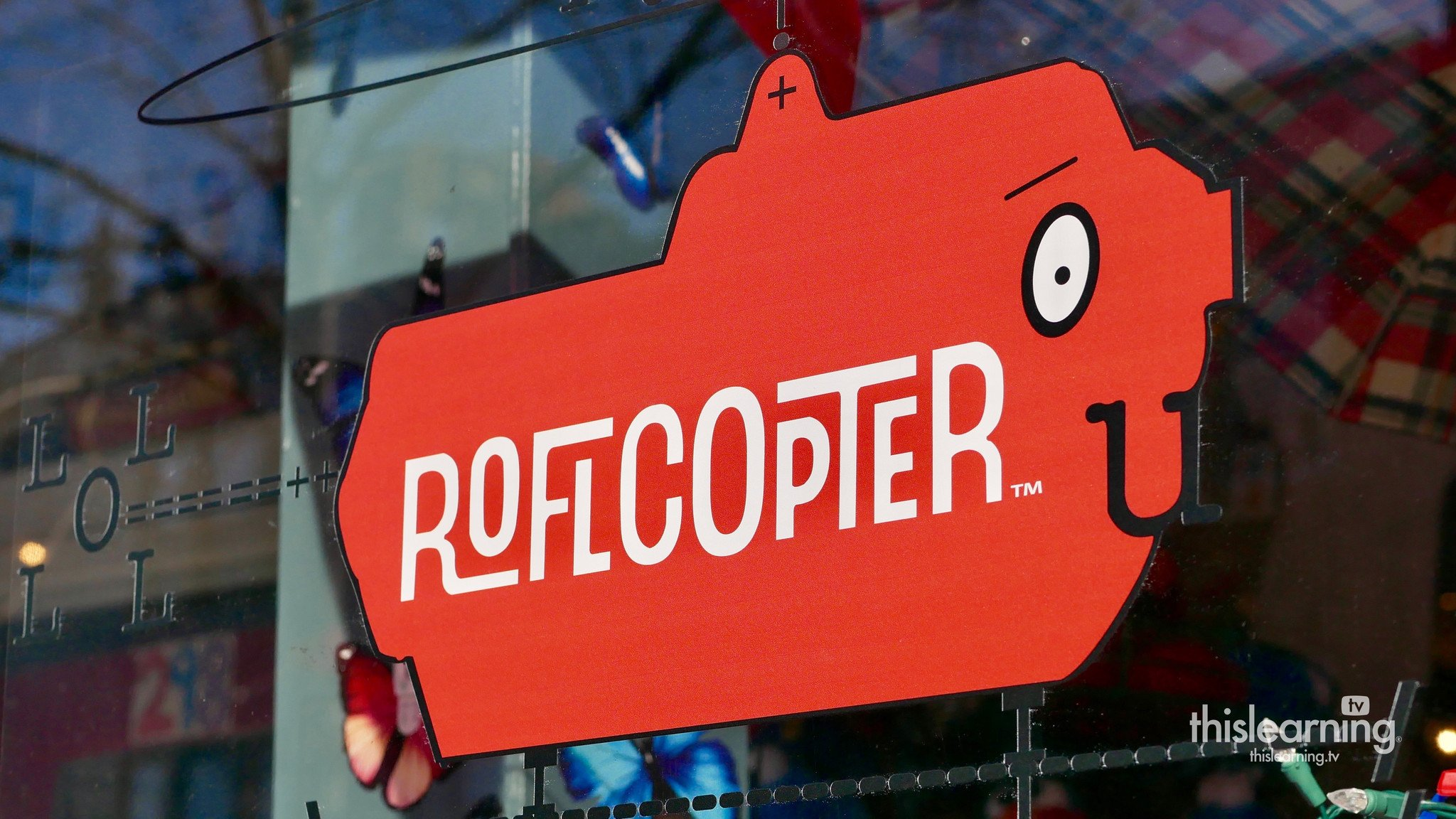 Roflcopter Window