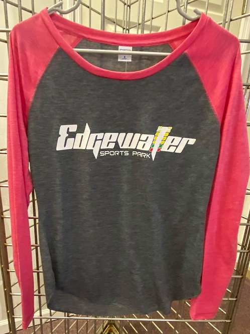 Edgewater Logo Long Sleeve T-Shirt