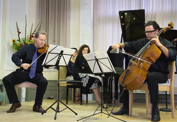 with Catherine Vickers & Jacek Klimkiewicz