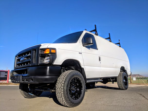 2008 V10 4WD Timberline Cargo Extended