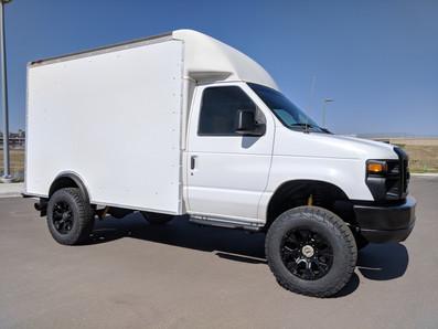 2003 7.3 Diesel 4x4 Box Van