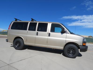 2008 Chevrolet Express 1500 AWD Van