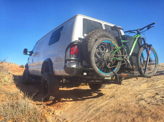 Camping 4x4 Van