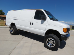 2004 Ford E-350 Extended Cargo Timberline 4x4 Van
