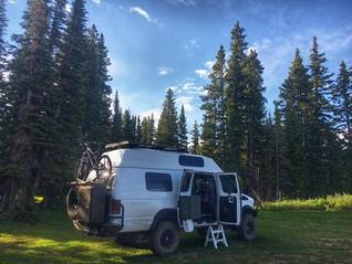 Camping Van 4x4