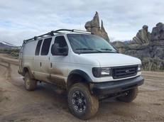4WD Van