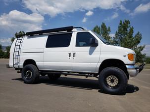 Timberline 7.3 Diesel 4x4 Van