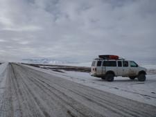 Timberline Van Alaska