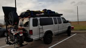 Loaded 4x4 Van