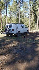 Mountain Bike Van