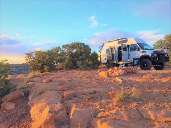 Travel Van 4x4
