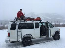 Hunting Van 4x4